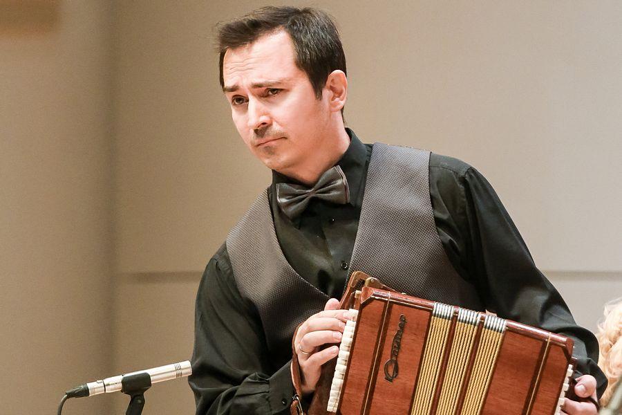 Максим Федоров Концерт для бандонеона и гитары с оркестром